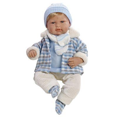 Boneca-Bebe---40-Cm---Elegance---Baby-Jack---Novabrink