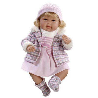 Boneca-Bebe---40-Cm---Elegance---Baby-July---Novabrink