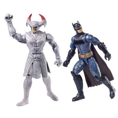 Conjunto-de-Figuras---30-Cm---DC-Comics---Liga-da-Justica---Batman-vs-Steppenwolf---Mattel