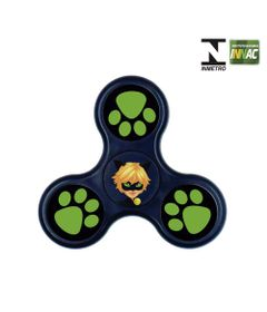 Hand-Spinner-Anti-Stress-Certificado---Miraculous---Cat-Noir---Novabrink