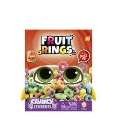 Pelucia-com-Som---16-cm---Crunch-Mania---Fruit-Rings---Intek