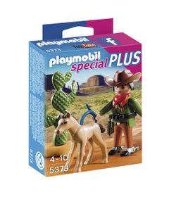 Playmobil---Especial-Plus---Cowboy---5373