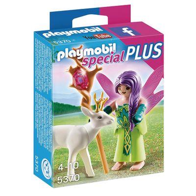Playmobil---Especial-Plus---Fada-com-Cervo---5370