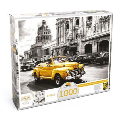 Quebra-Cabeca---1000-Pecas---Old-Havana---Grow