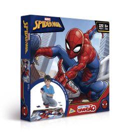 Quebra-Cabeca-Grandao---120-Pecas---Disney---Marvel---Spider-Man---Toyster