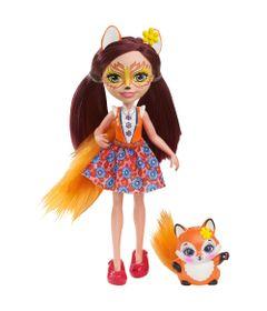 Boneca-Fashion-e-Pet---Enchantimals---Felicity-Fox---Mattel