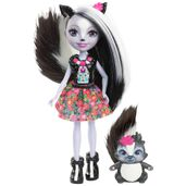 Boneca-Fashion-e-Pet---Enchantimals---Sage-Skunk---Mattel