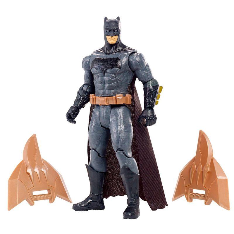 3cbd4128ea2c8 Figura Articulada - 15 Cm - DC Comics - Liga da Justiça - Batman ...