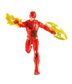 Figura-Articulada---15-Cm---DC-Comics---Liga-da-Justica---The-Flash---Mattel