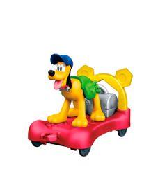 Mini-Figura-10-Cm---Disney---Mickey-Aventura-Sobre-Rodas---Pluto-com-Acessorios---Fisher-Price