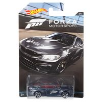 Carrinho-Die-Cast---1-64---Hot-Wheels---Forza-Motorsport---BMW-M4---Mattel