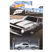 Carrinho-Die-Cast---1-64---Hot-Wheels---Forza-Motorsport---Javelin-AMX---Mattel