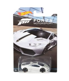 Carrinho-Die-Cast---1-64---Hot-Wheels---Forza-Motorsport---Lamborghini-Huracan---Mattel