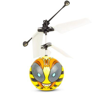 Figura-Voadora---Insetocoptero---Zumbidoz---Zabelhudo---DTC