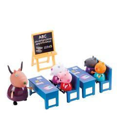 Playset-e-Mini-Figuras---Peppa-Pig---Sala-de-Aula-da-Peppa---DTC