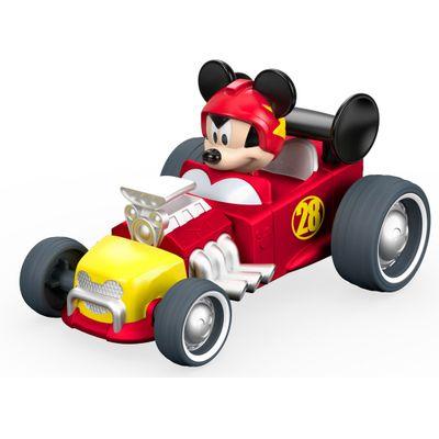 Veiculo-de-Friccao---Disney---Mickey-Aventura-Sobre-Rodas---Mickey-Hot-Rod---Fisher-Price