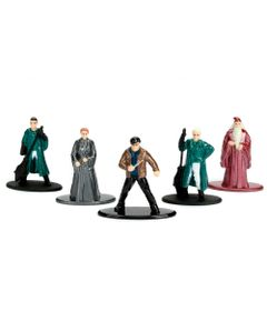 Conjunto-de-5-Mini-Figuras---5-Cm---Nano-Metal---Harry-Potter---Pack-A---DTC