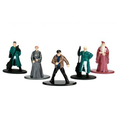 Conjunto-de-5-Mini-Figuras---5-Cm---Nano-Metal---Harry-Potter---Pack-A---DTC