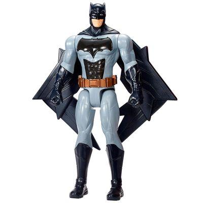 Figura-Articulada---30-Cm---DC-Comics---Liga-da-Justica---Batman-com-Luzes-e-Sons---Mattel