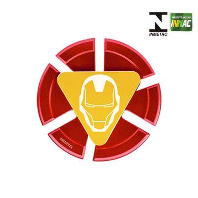 Hand-Spinner-Anti-Stress-Certificado---Fidget-Hero-Spinner---Disney---Marvel---Iron-Man---DTC