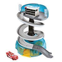 Pista-de-Percurso-e-Veiculo---Disney---Pixar---Carros-3---Florida-Speedway-Garage---Mattel