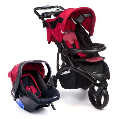 Travel-System---Off-Road---Duo-Cherry---Infanti