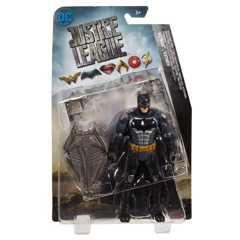 768d25d535474 Figura Articulada - 15 cm - DC Comics - Liga da Justiça - Batman Armadura  Tática - Mattel - Ri Happy Brinquedos