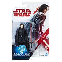 Figura-Articulada---18-Cm---Force-Link---Colecao-1---Disney---Star-Wars---Episodio-VIII---Kylo-Ren---Hasbro
