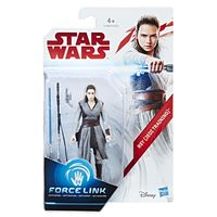 Figura-Articulada---18-Cm---Force-Link---Colecao-1---Disney---Star-Wars---Episodio-VIII---Rey---Hasbro