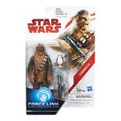 Figura-Articulada---18-Cm---Force-Link---Colecao-2---Disney---Star-Wars---Episodio-VIII---Chewbacca