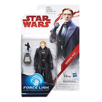 Figura-Articulada---18-Cm---Force-Link---Colecao-2---Disney---Star-Wars---Episodio-VIII---General-Hux---Hasbro