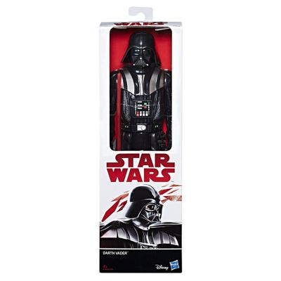 Figura-Articulada---30-Cm---Disney---Star-Wars---Episodio-VIII---Darth-Vader---Hasbro