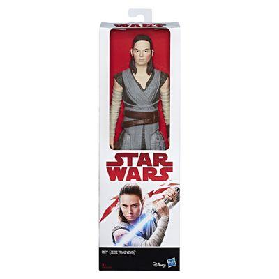 Figura-Articulada---30-Cm---Disney---Star-Wars---Episodio-VIII---Rey---Hasbro