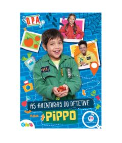 Livro-Infantil---Detetives-do-Predio-Azul---As-Aventuras-do-Detetive-Pippo---Ciranda-Cultural