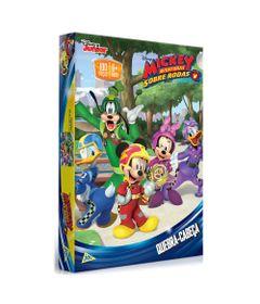 Quebra-Cabeca---Mickey---Aventuras-Sobre-Rodas---200-Pecas---Jak