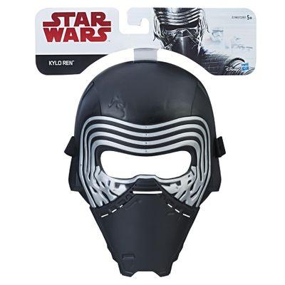 Mascara-Basica---Disney---Star-Wars---Episodio-VIII---Kylo-Ren---Hasbro