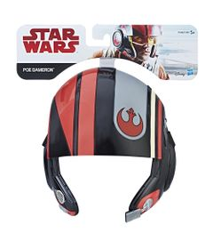 Mascara-Basica---Disney---Star-Wars---Episodio-VIII---Poe-Dameron---Hasbro
