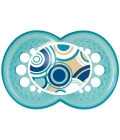 Chupeta---Silk-Touch---Boys---6-a-36m---Circles---Azul-Turquesa---MAM