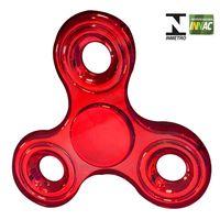 Hand-Spinner-Anti-Stress-Certificado---Fidget-Spinner-Special-Metalizado---Vermelho---Candide