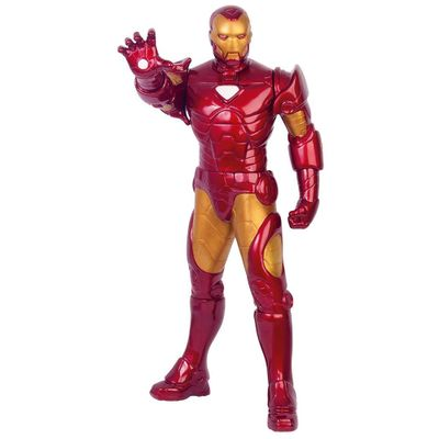 Boneco-Articulado---45-Cm---Disney---Marvel---Revolution---Iron-Man---Mimo