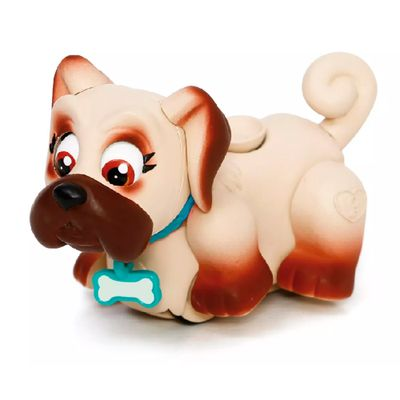 Mini-Figura---Pet-Parade---Cachorrinho-Bege---Multikids