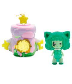 Playset-e-Figura-com-Luzes---Glimmies---Casa-Rosa---Multikids