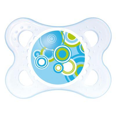 Chupeta---Silk-Touch---Boys---0-a-6m---Circles----Azul---MAM