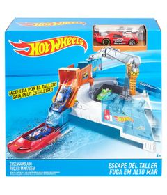 Pista-Hot-Wheels---Fuga-em-Alto-Mar---Mattel