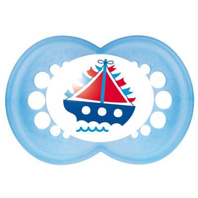 Chupeta-Pearl-Silk-Touch-Boys---Fase-2---Azul---Navio---MAM
