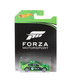 Carrinho-Die-Cast---1-64---Hot-Wheels---Forza-Motorsport---Ford-Falcon-Race-Car---Verde---Mattel