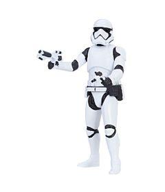 Figura-Articulada---10-Cm---Force-Link---Colecao-1---Disney---Star-Wars---Episodio-VIII---First-Order-Stormtrooper---Hasbro