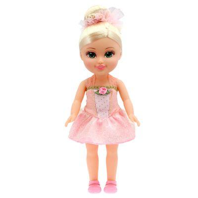 Boneca-Articulada---Funville-Sparkle-Girlz---Bailarina---DTC