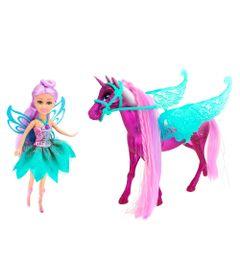 Boneca-Articulada---Funville-Sparkle-Girlz---Fada-e-Unicornio---DTC