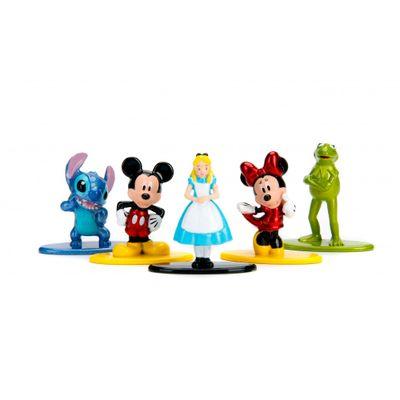 Figuras-Colecionaveis-5-Cm---Nano-Metals---Disney---Personagens---DTC